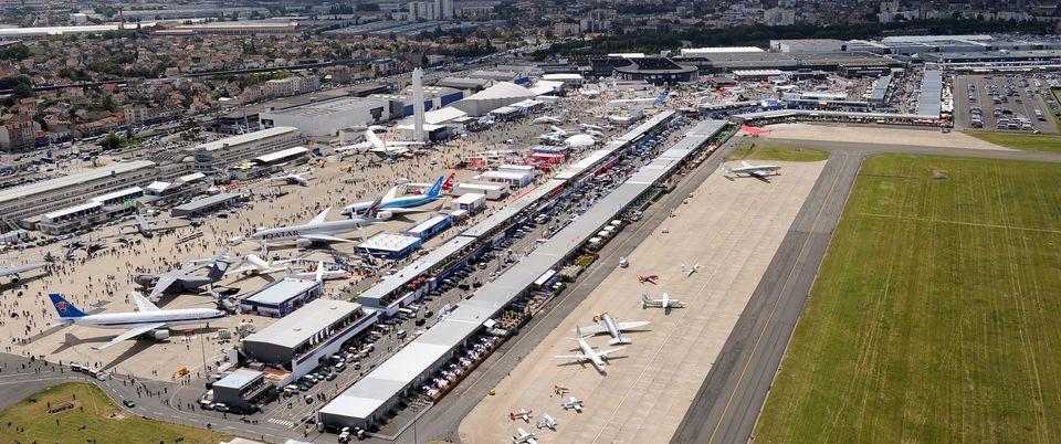 Le bourget andr allard aviation - Salon aviation bourget ...